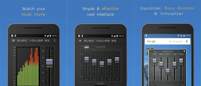 aumentare volume su Android