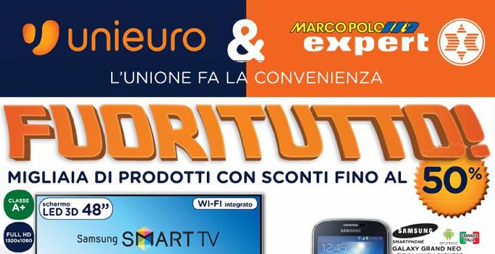 Expert MarcoPolo ed Unieuro: offerte per LG G3, Galaxy Grand Neo ...