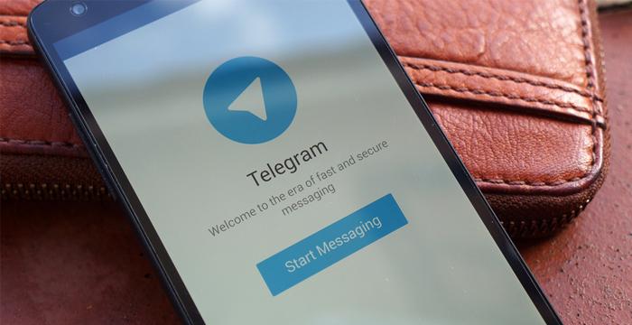 Telegram aggiornamento e nuove funzionalita per avvicinarsi a whatsapp