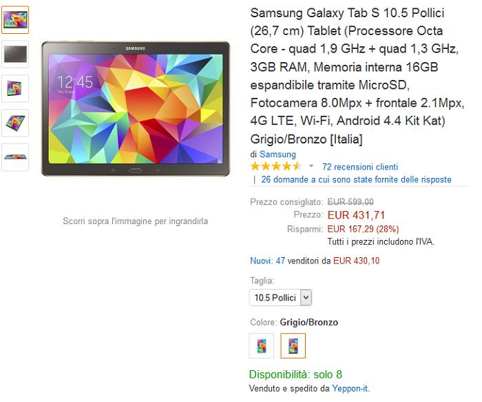Apple-iPad-Air-vs-Samsung-Galaxy-Tab-S-10.5-specifiche-tecniche-e-prezzi-a-confronto-4