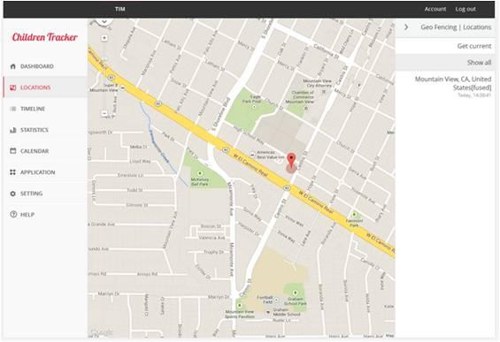 Children Tracker applicazioni spia Android
