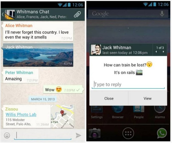 Come spostare la chat WhatsApp fra due telefoni Android
