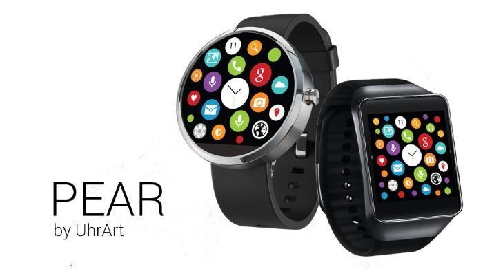 Pear-Android-Wear
