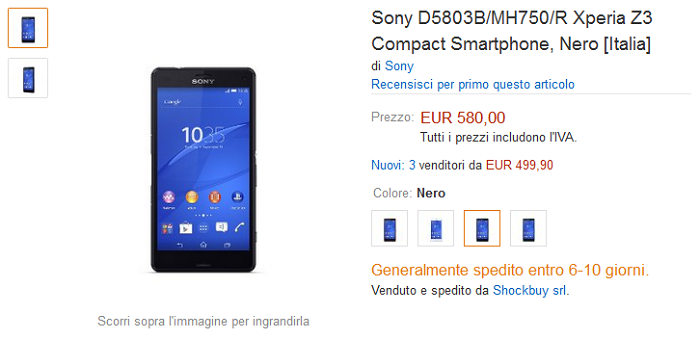 Sony-Xperia-Z3-Compact-vs-Apple-iPhone-6-specifiche-tecniche-e-differenze-a-confronto-4