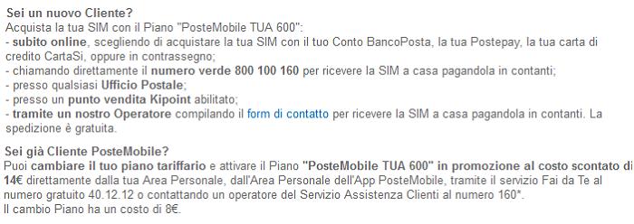 Tariffa-Postemobile-Tua-600-Settembre-2014-600-minuti,-600-SMS,-1-GB-2-GB-di-internet-1