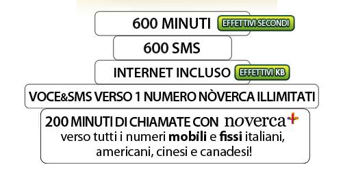 Tariffa-Nòverca-Gold-Pack+-Settembre-2014-600-minuti,-600-SMS,-2-GB-di-internet-e-altro-ancora-3