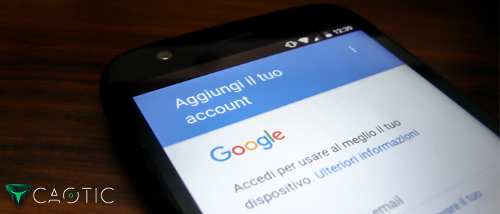 how to cancel gmail account on android