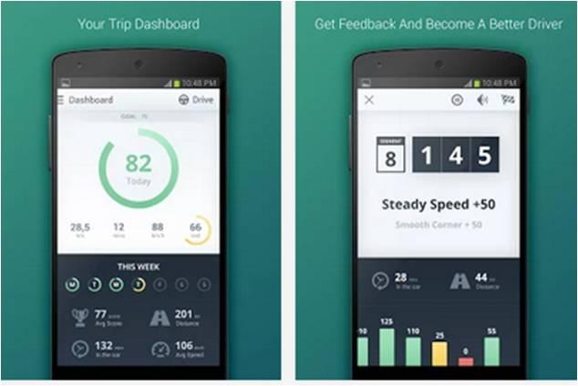Flow applicazioni Android auto