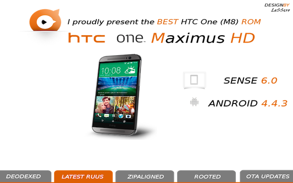 HTC-One-M8-Maximus-ROM