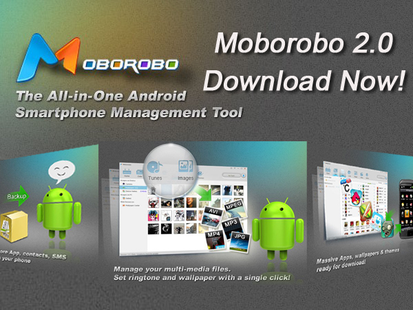 Morobo desktop manager per Android