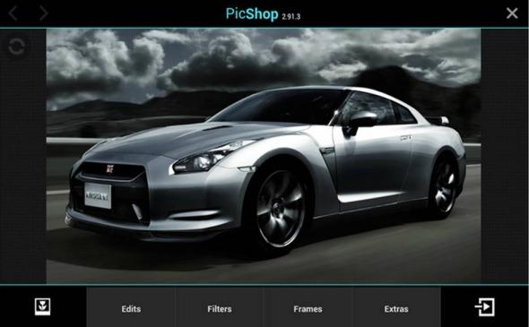 PicShop – Photo Editor applicazioni Android indispensabili