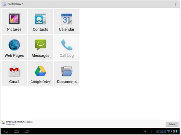PrinterShare Mobile Print applicazioni Android indispensabili