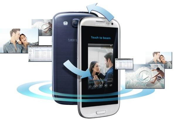 Samsung Galaxy media server wireless