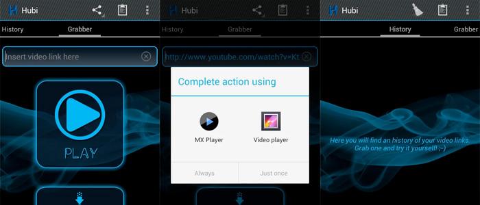 applicazioni streaming