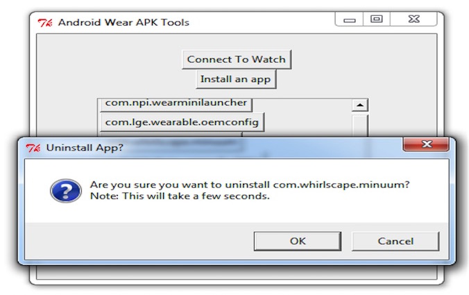 Android-Wear-APK-Tools
