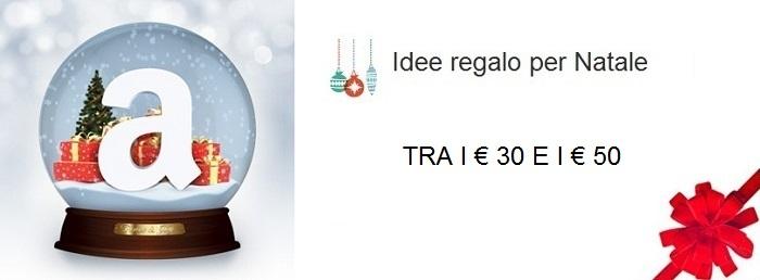 Idee Regalo Natale 30 Euro.Idee Regalo Di Natale Tech Tra I 30 E I 50 Euro Su Amazon