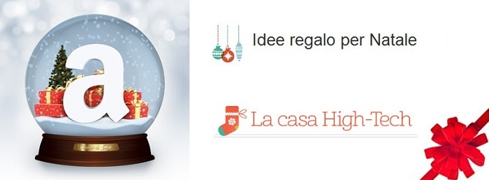 Idee regalo di natale tech per la casa high tech su amazon - Regalo per casa nuova ...
