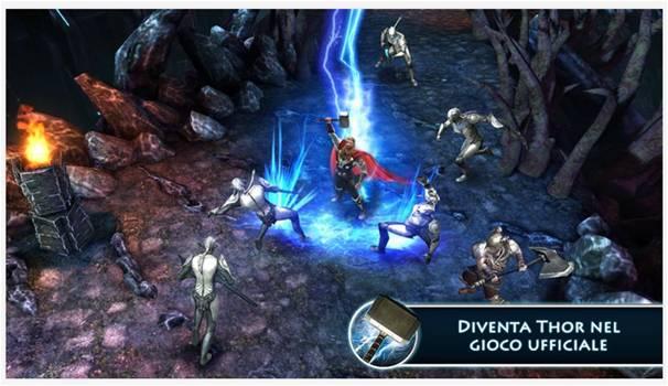 Thor giochi Android film supereroi