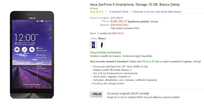 asuszenfone6-amazon