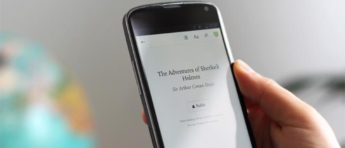 Migliori app ebook Android