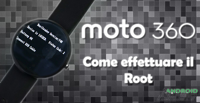 root motorola moto360