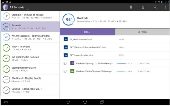 BitTorrent Free Android