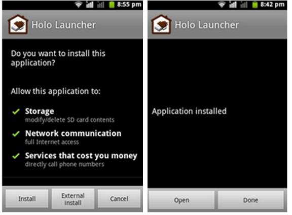 Come ripristinare Launcher Stock su Android
