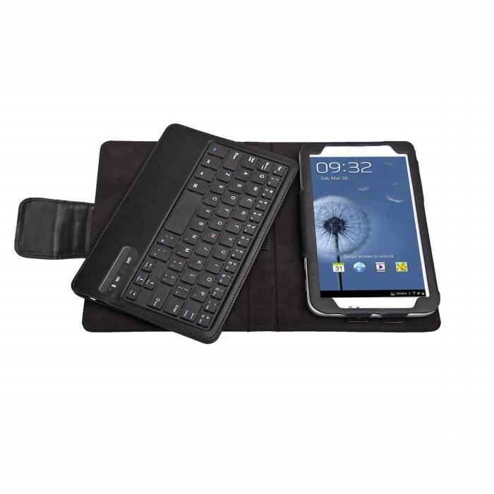 custodia con tastiera bluetooth per samsung galaxy tab a6