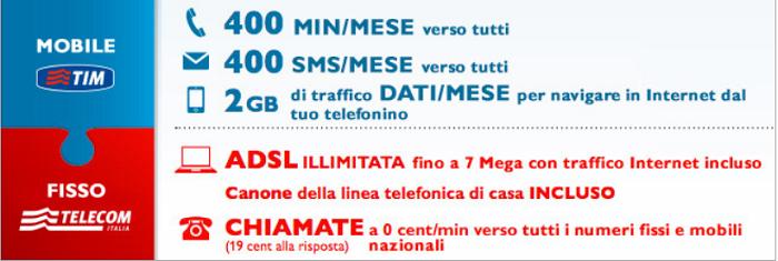 Offerta-Tim-Smart-Dicembre-2014-400-minuti-ed-SMS,-2-GB-di-internet,-ADSL-illimitata-e-chiamate-a-0-cent-2