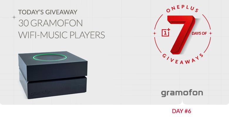 Oneplus-Gramofon