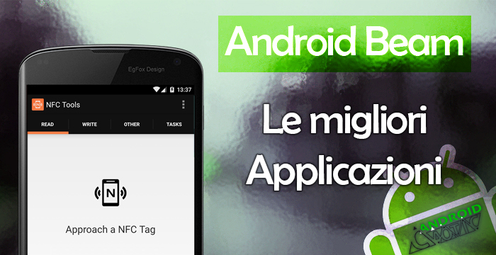 android beam nfc