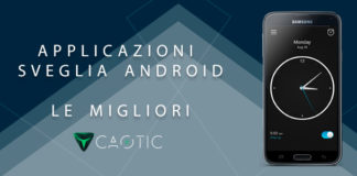 applicazioni sveglia android
