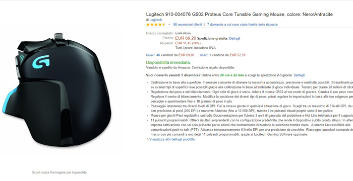 logitechproteuscore-amazon