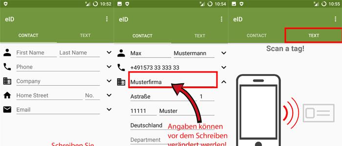 Migliori app NFC Android Beam
