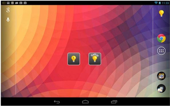 Brightness Widget – Backlight app per regolare luminosità Android