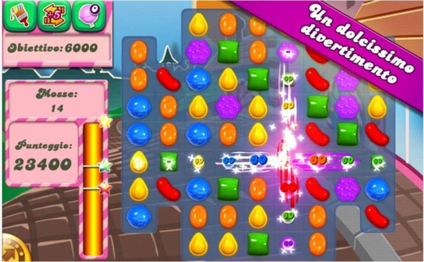 Candy Crush Saga giochi Android belli