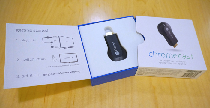 Chromecast-box