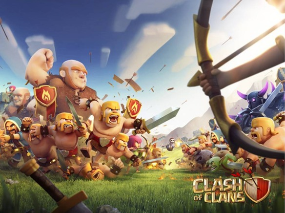Clash Of Clans giochi belli Android