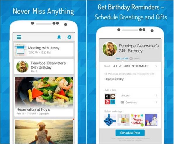 EasilyDo Smart Assistant applicazioni Android per risparmiare tempo e denaro