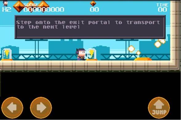 Meganoid Free giochi del passato Android