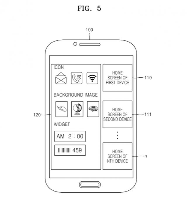 Samsung-deposita-dei-nuovi-brevetti-sul-trasferimento-del-layout-della-homescreen-1
