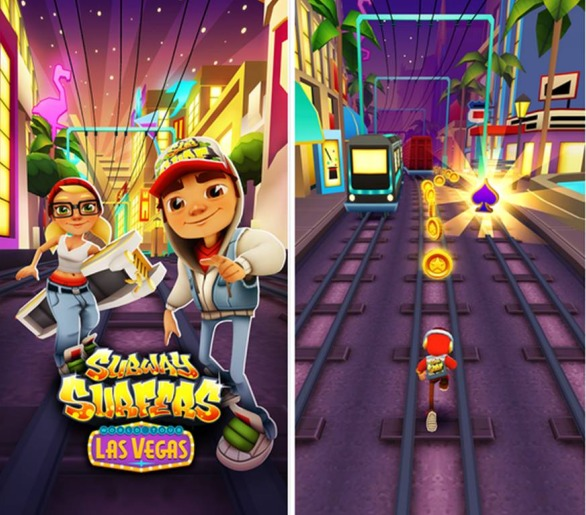 Subway Surfers giochi Android belli