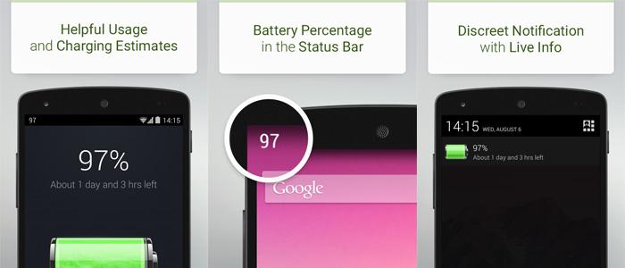 App per risparmiare batteria