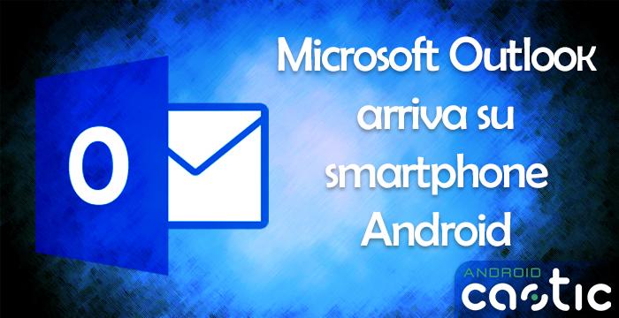 Microsoft outlook smartphone