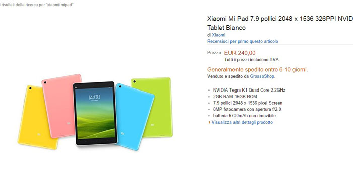 xiaomi mipad-amazon