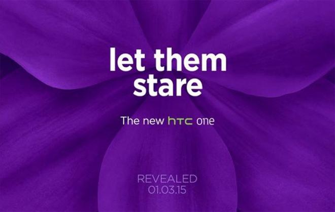 HTC One M9 evento
