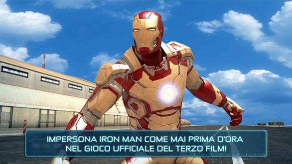 Iron Man 3 giochi supereroi Marvel gratis