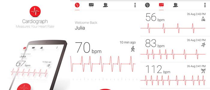 Migliori app cardiofrequenzimetro