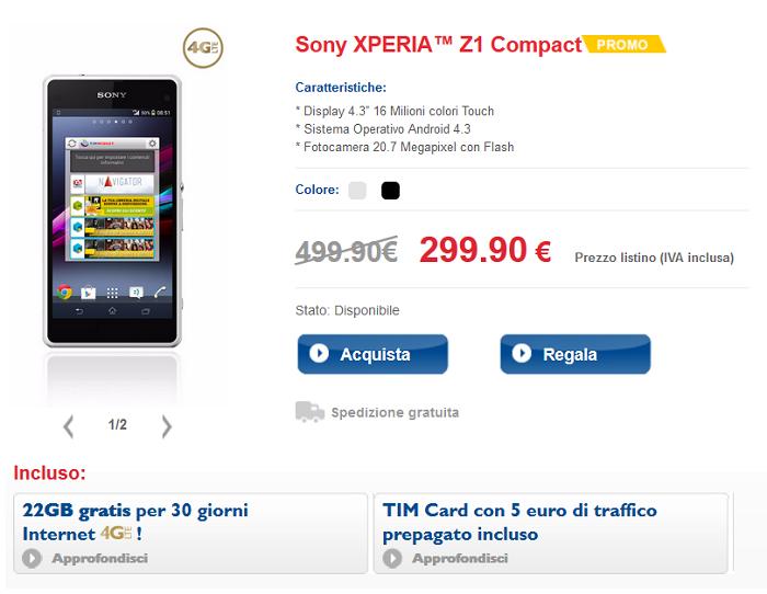 Sony-Xperia-Z1-Compact-offerte-operatori,-caratteristiche-e-specifiche-tecniche-4