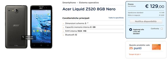 Acer-Liquid-Z520-caratteristiche,-migliori-prezzi-e-specifiche-tecniche-4
